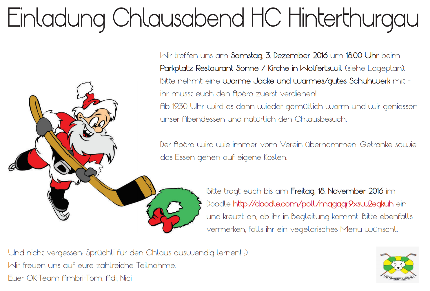 HC Hinterthurgau